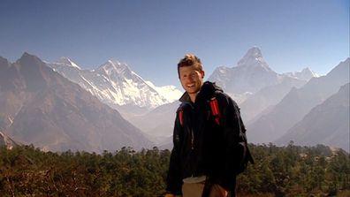 Getaway Rewind: Jason Dundas visits Nepal with his dad