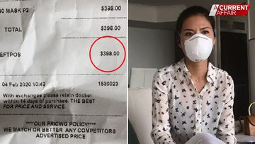 Pharmacies caught capitalising on coronavirus panic