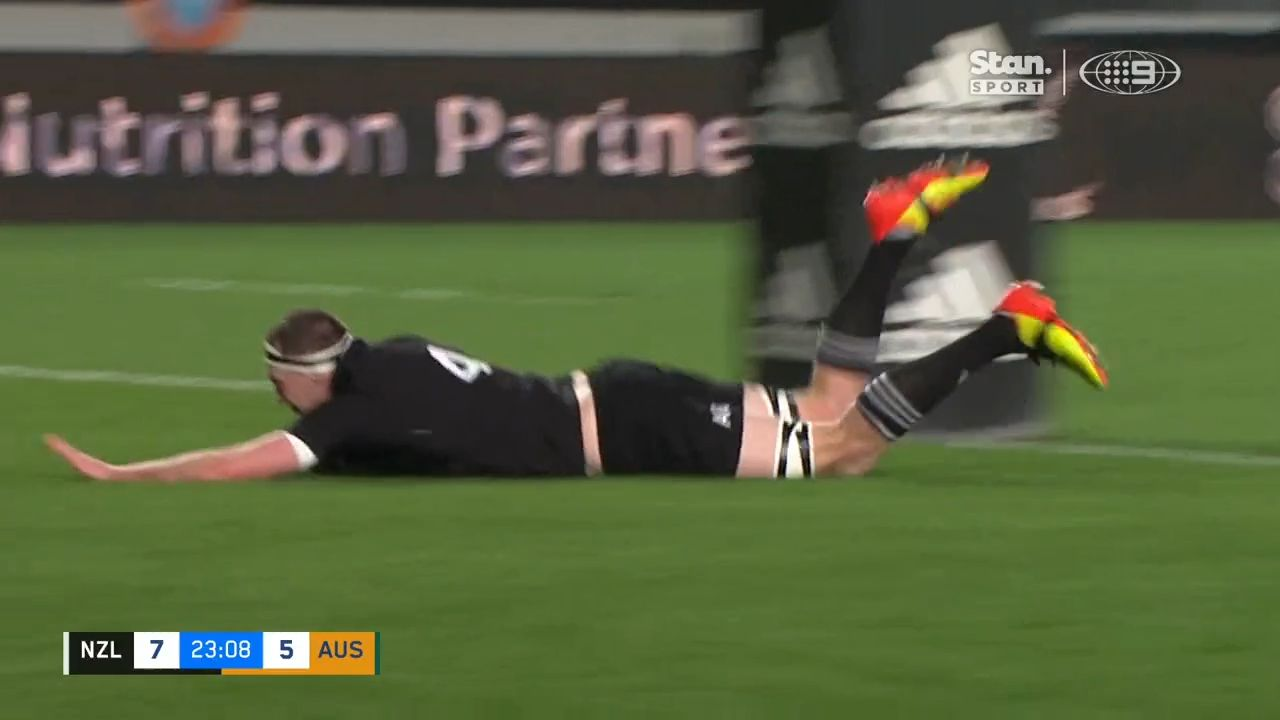 Rugby Championship: Brodie Retallick to captain All Blacks against Argentina
