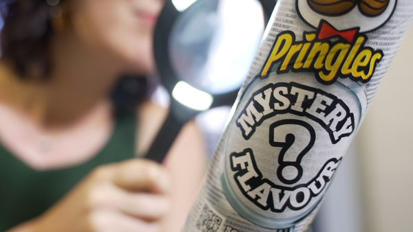 Pringles launch first-ever Mystery Flavour
