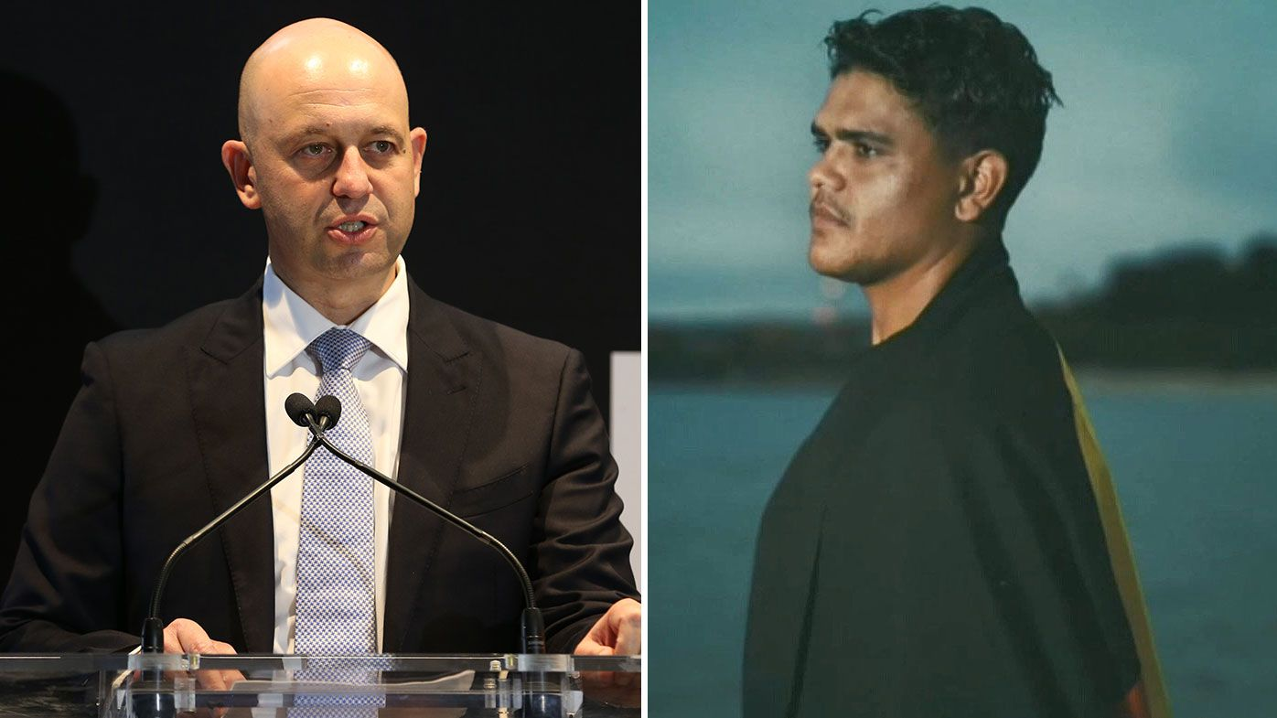 EXCLUSIVE: Todd Greenberg speaks out on Latrell Mitchell ad criticism