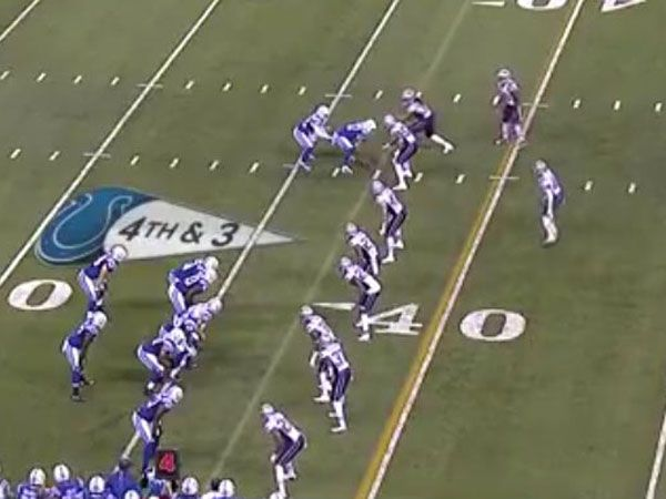 Colts fool nobody with worst trick play in NFL