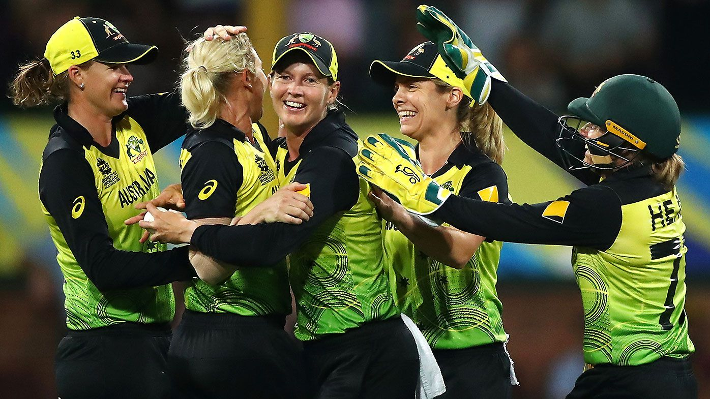 Australia sets up blockbuster World Cup final after prevailing in thriller over South Africa