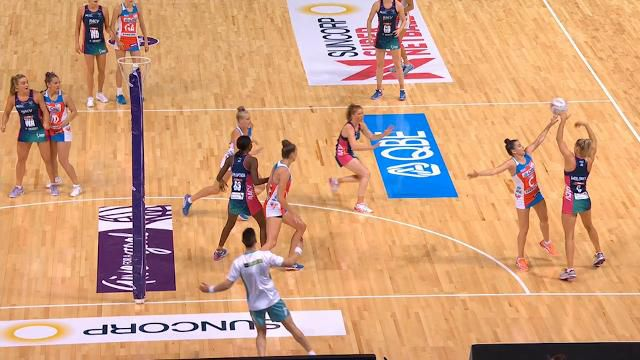 Vixens have too much firepower for Swifts
