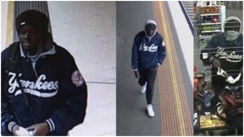 Police hunting man over two armed robberies in Melbourne's south-east