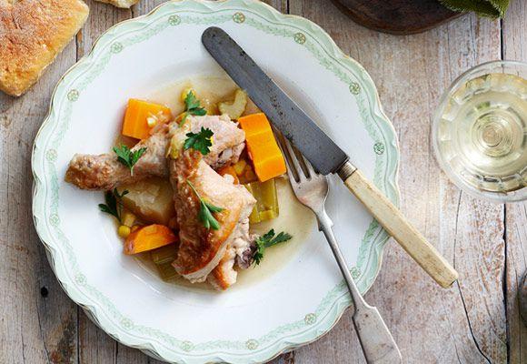 Chicken country casserole
