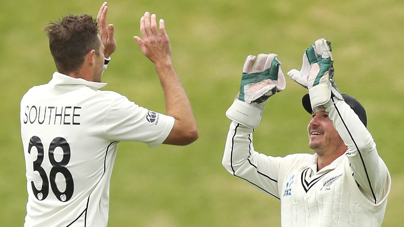 New Zealand beat West Indies in second Test, join Australia as world No.1 in format