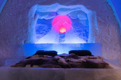 <strong>Arctic SnowHotel &amp; Glass Igloos, Finland</strong>