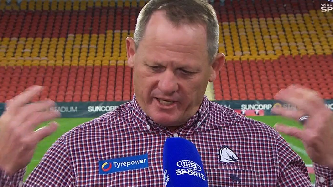 'I'm just digging a hole here': Raw Walters interview shows just how deep Broncos' woes go