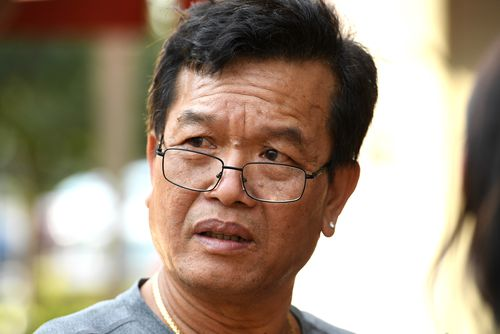 Mr Ledinh's longtime friend Van Nguyen said his death was deeply saddening. (AAP)
