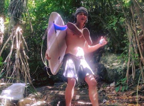 Joe Hoffman, Crescent Head shark attack surfer