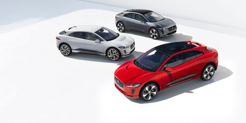 Jaguar is already taking pre-orders for its touted I-Pace model. Picture: Supplied