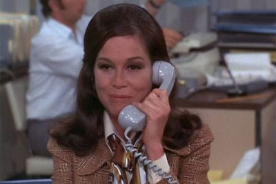 Star of the <i>Mary Tyler Moore Show</i>