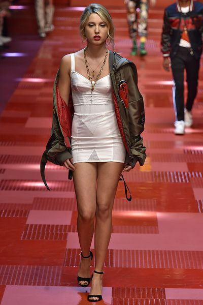 <p>7. Princess Olympia of Greece</p> <p>As the daughter of Best Dressed List member Marie-Chantal Miller, Olympia has style running through her veins.</p> <p>While her mother is a masterpiece of conservative dressing, budding model Olympia has been seen on the Dolce &amp; Gabbana runway in more daring ensembles.</p>