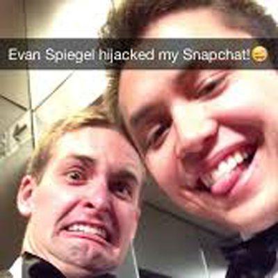 <p>Snapchat...</p>
