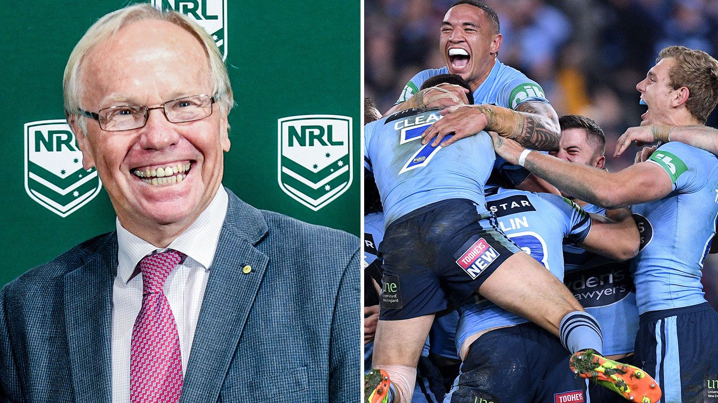 Peter Beattie Origin