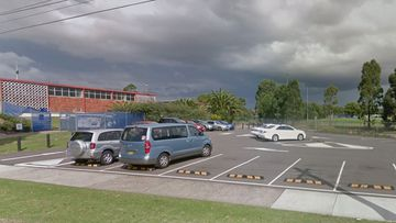 A man has been assaulted in the car park of  Sydney leisure centre.