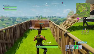 teacher fired for playing Fortnite with students