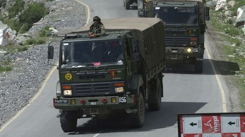 China accuses India of conducting 'flagrant provocations' as simmering border standoff heats up