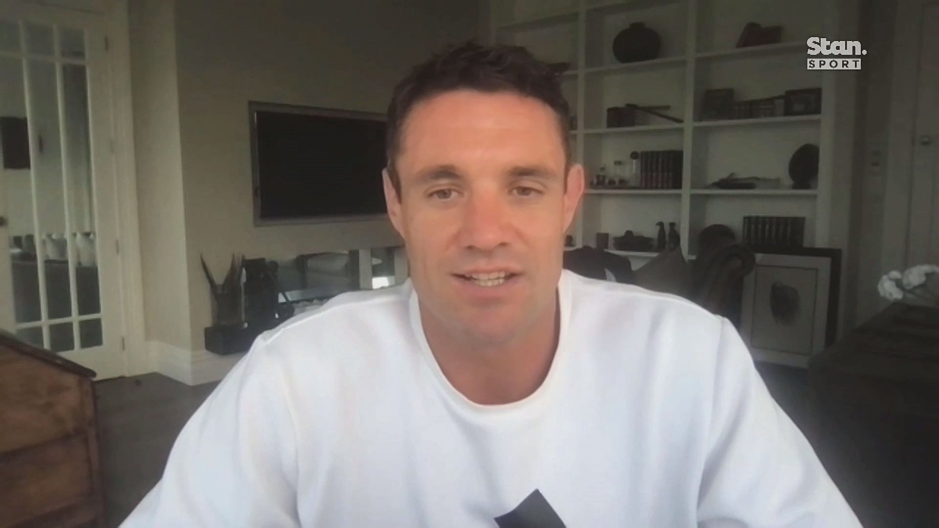 EXCLUSIVE: All Blacks legend Dan Carter tells Stan Sport's' Rugby Heaven why he decided to retire