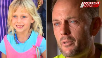 Father's quest for justice after daughter is crushed by truck wheel