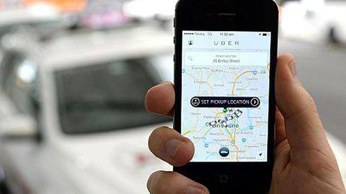 Sydney Uber driver accused of rape