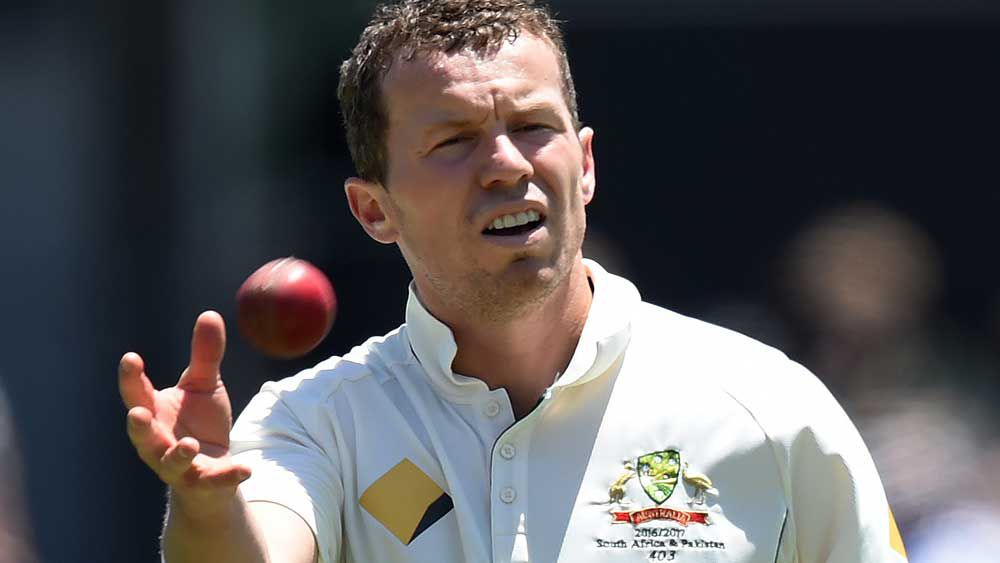 Sore paceman Peter Siddle sent for scans