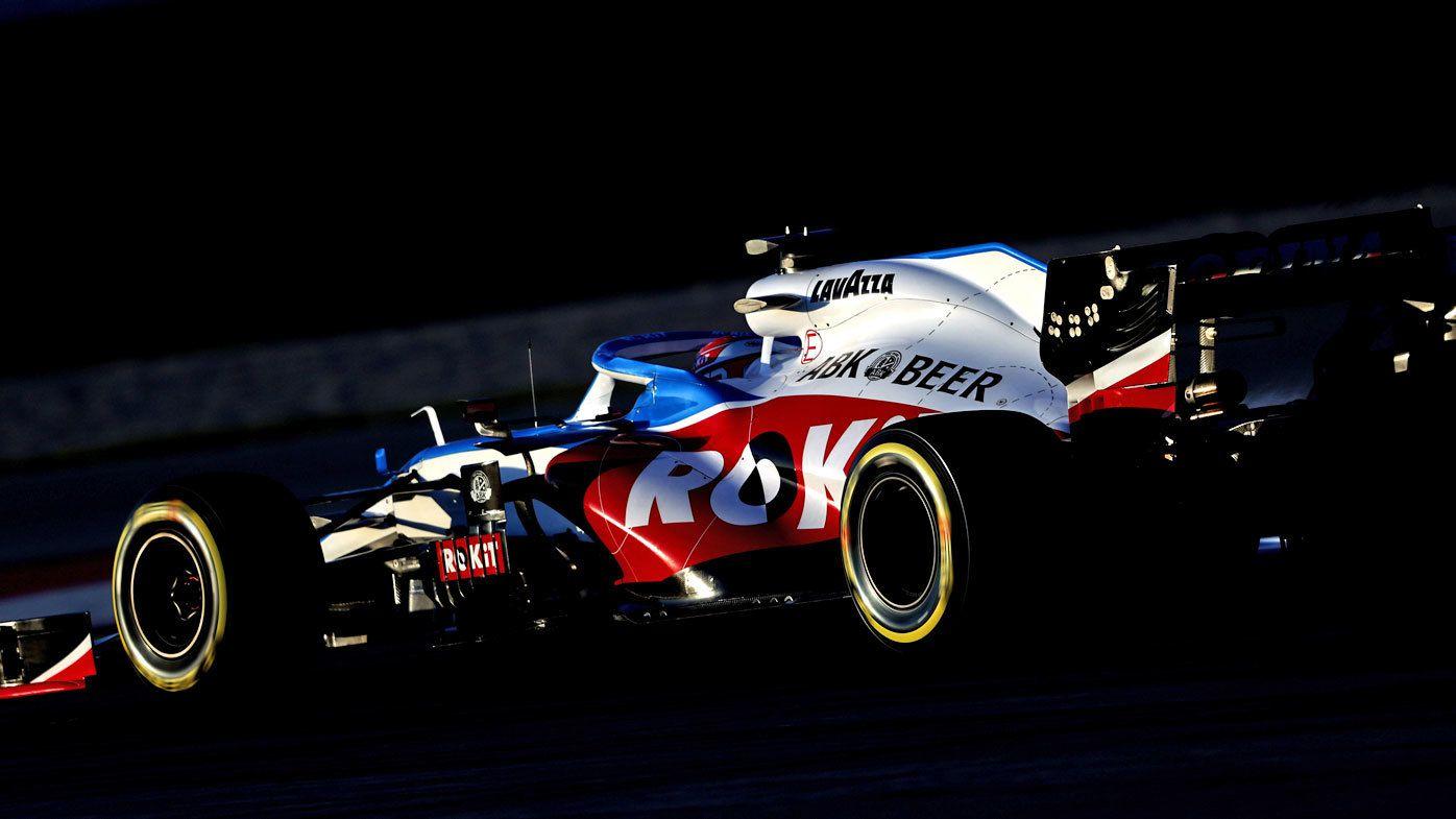 Legendary, battling F1 team Williams explores selling