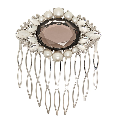 """<a href=""""http://www.mimco.com.au/shop/accessories/hair-accessories/clips-and-barrettes/venetian-comb-60168434-901"""" target=""""_blank"""">Venetian Combs, $29, Mimco</a>"""