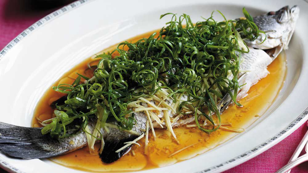 Poh's Chinese Steamed Fish