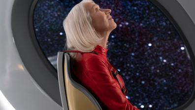 Oscar winner Helen Mirren stars in an episode of 'Solos'.