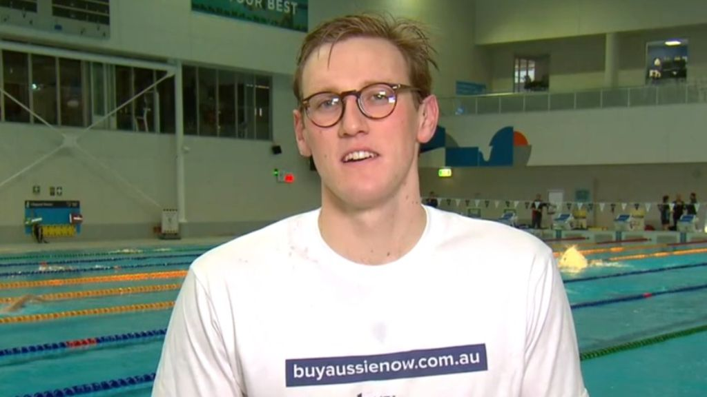 Olympic medallist Maddie Groves takes aim at 'misogynistic perverts' after quitting Australian swim trials