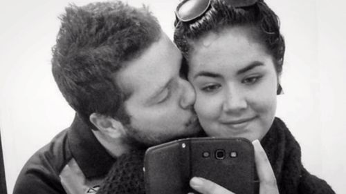 Ryan Duffus, 26, and his fiance Anita Condron were 'supposed to grow old together' said a friend.
