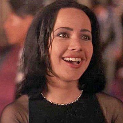 Janeane Garofalo as Heather Mooney: Then