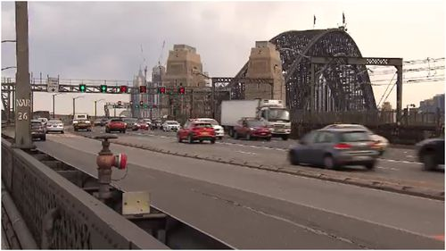 Urgent maintenance is scheduled to begin on outer lanes on Sydney's iconic Harbour Bridge just before Christmas and last three to five years.