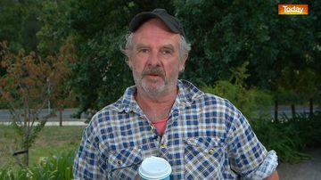 Victoria bushfires emergency winery owner Andrew Clarke