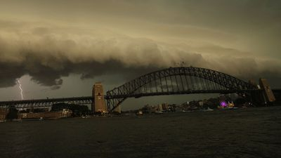 Sydney storm could impact Invictus ceremony