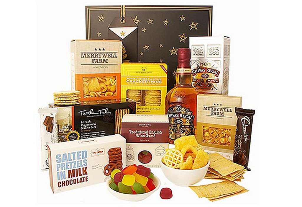 Hunker down with christmas hampers 9kitchen first class hampers 43 to 480 forumfinder Gallery