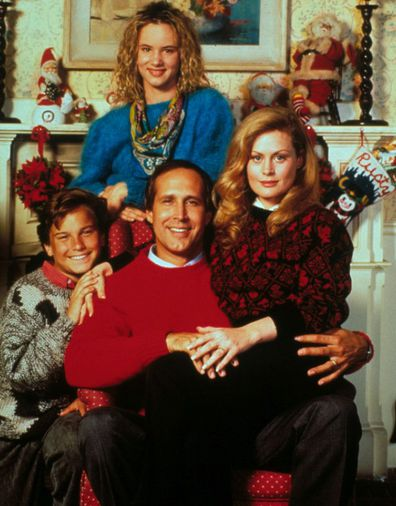 National Lampoon's Christmas Vacation, Chevy Chase, Christmas movies, advent calendar