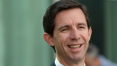 <p>Simon Birmingham was appointed Minister for Education and Training.</p><p>He replaces Christopher Pyne, who is now Minister for Industry, Innovation and Science, and was promoted from the outer ministry.</p><p>(AAP)</p>
