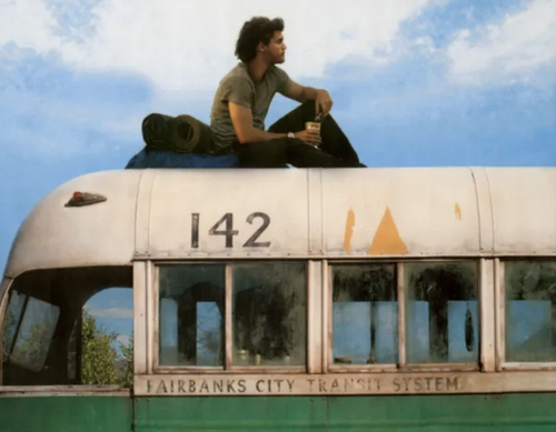 "Chris McCandless' life was the focus of the 2007 movie ""Into the Wild"" starring Emile Hirsch."