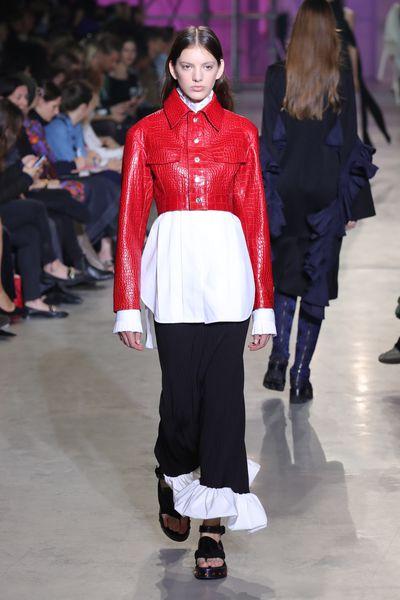 Ellery, spring/summer '17, Paris Fashion Week