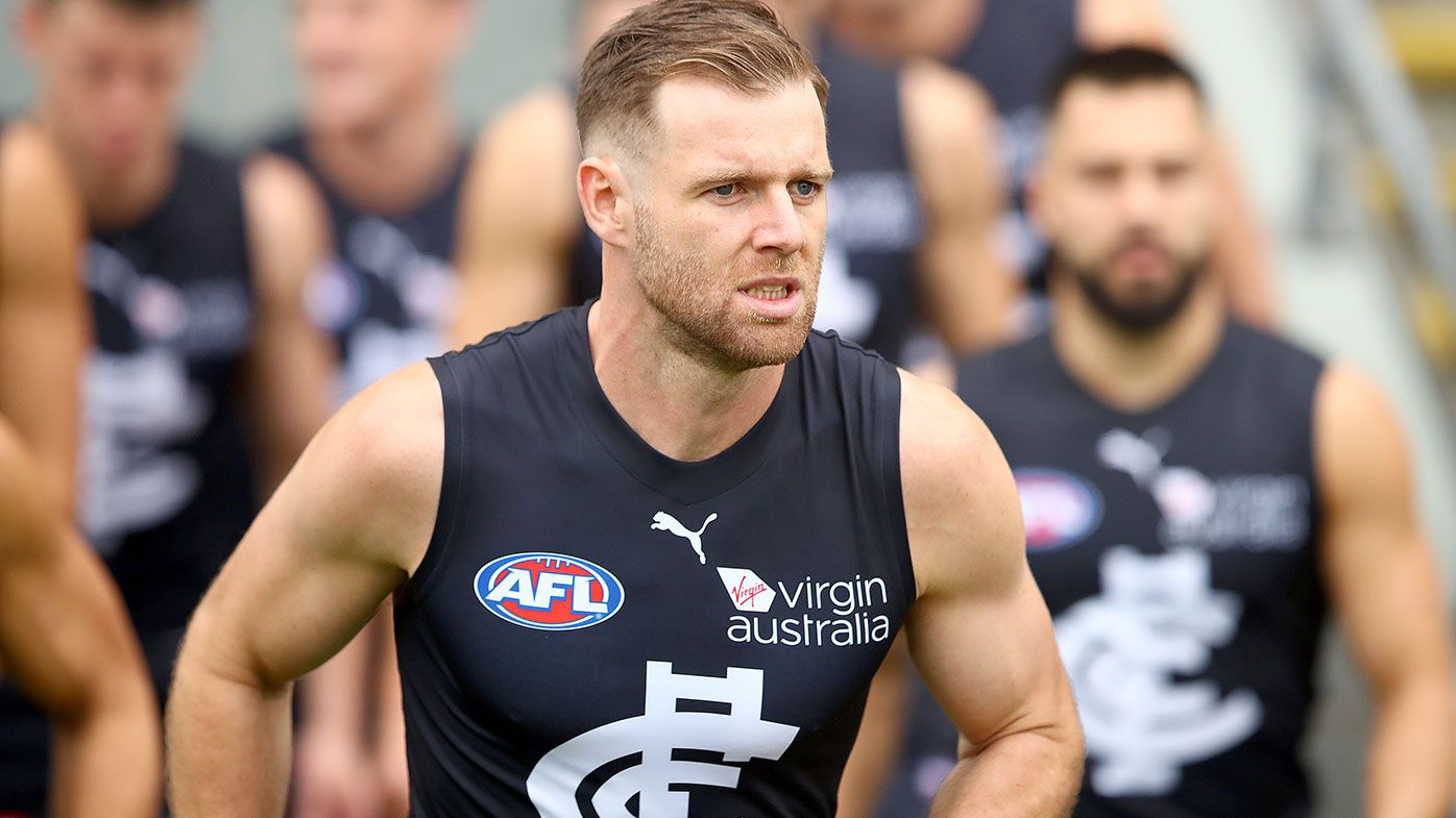 Carlton Blues co-captain Sam Docherty undergoes cancer surgery