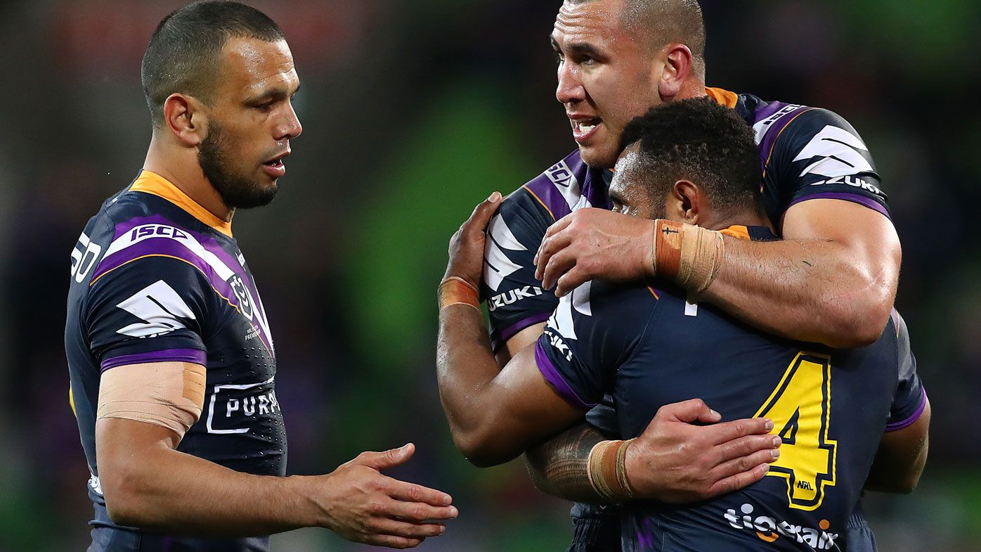 NRL: Melbourne Storm's Will Chambers becomes rugby union hot property