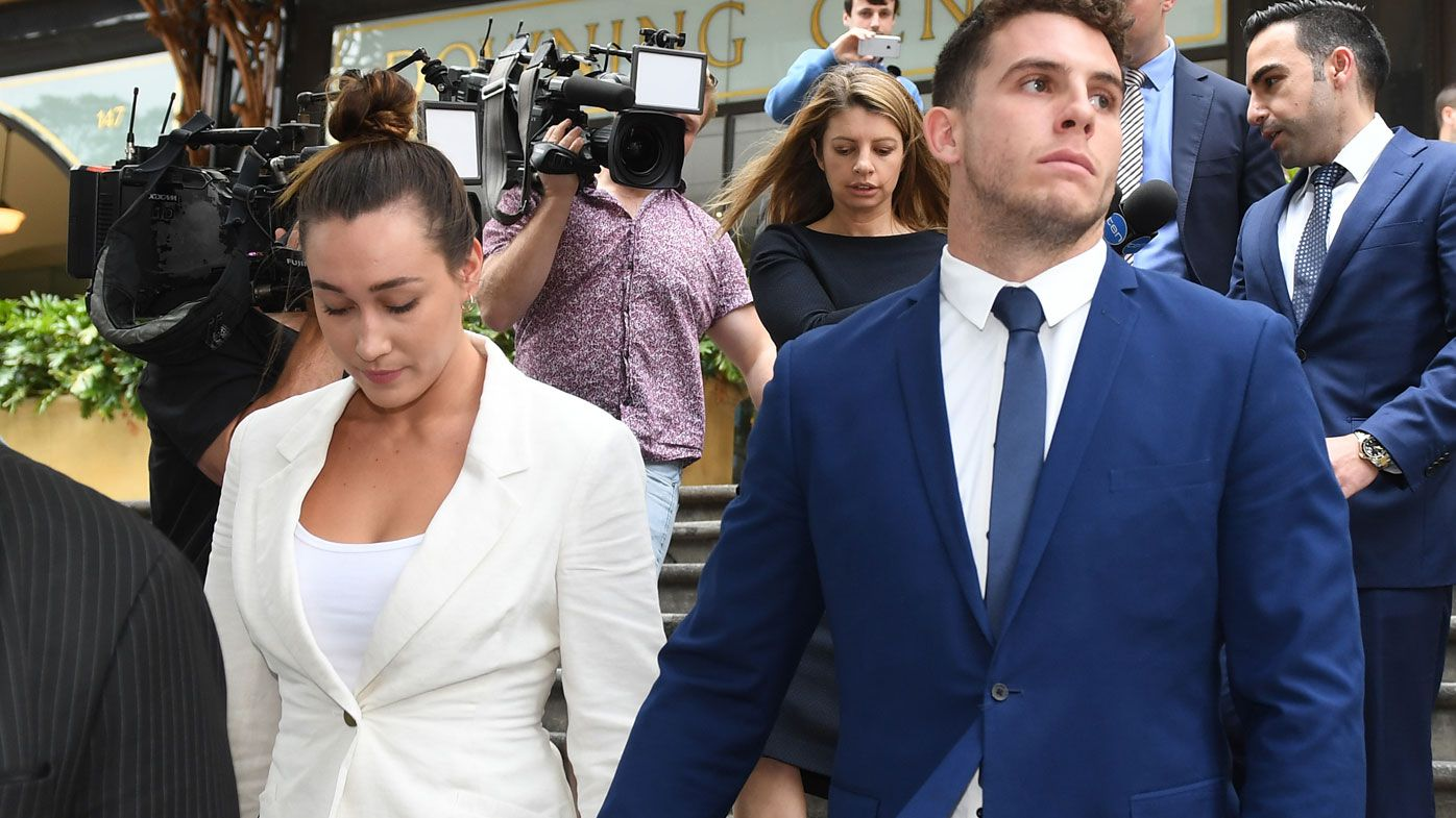 Canterbury Bulldogs players face court over Mad Monday celebrations