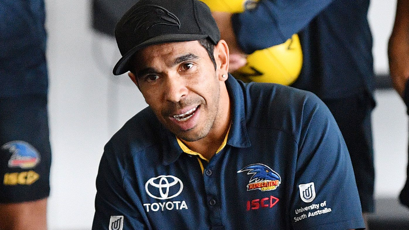 AFL can help end indigenous problems says Adelaide Crows star Eddie Betts