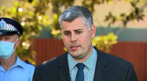"""Queensland Police Minister Mark Ryan paid tribute to the origins of the squad with Queensland being the first to """"lead the way"""" with a formal establishment in 1972."""