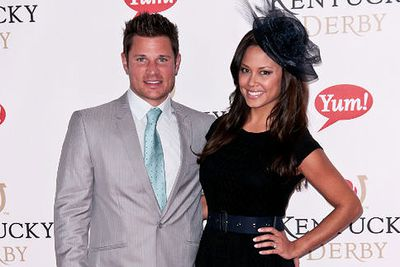 <b>Nick Lachey</b> &<b> Vanessa Minnillo</b> tied the knot July 15 on Necker Island. Cameras caught it all on tape for a TLC wedding special.
