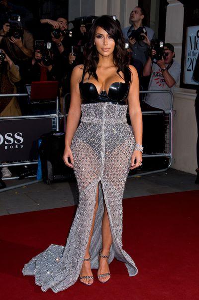 Kim Kardashian in Ralph & Russo