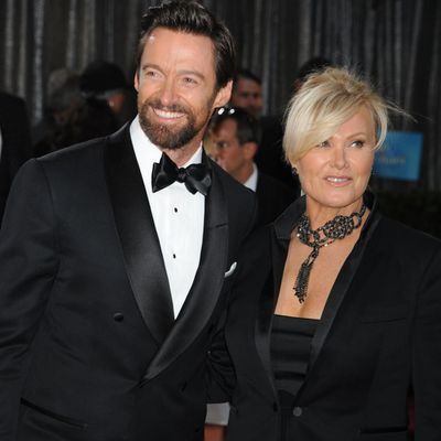 Hugh Jackman, 48, and Deborra-Lee Furness, 60: Married 20 years